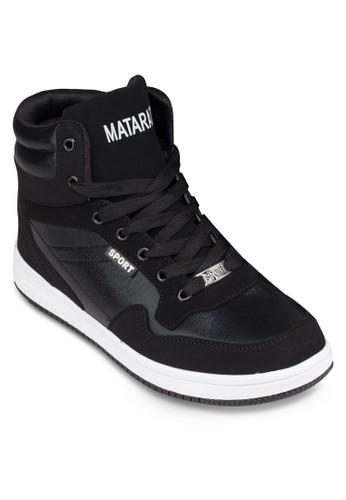 高筒厚底運動鞋, 鞋zalora時尚購物網的koumi koumi, 休閒鞋