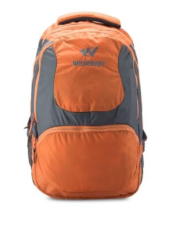 Zikhar 雙色後背包, 包, 旅行zalora 台灣背包