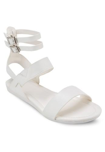 Casual Flat Sandazalora 手錶 評價ls, 女鞋, 鞋