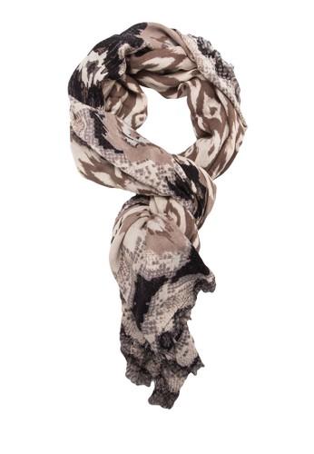 伊卡zalora退貨印花圍巾, 飾品配件, 披肩