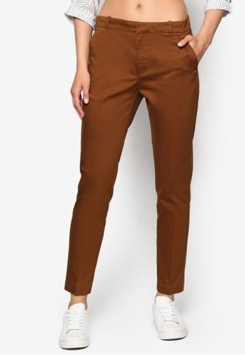 直筒棉質長褲, 服飾, 服zalora 包包評價飾