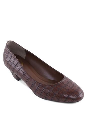 動物紋高跟鞋zalora退貨, 女鞋, 鞋