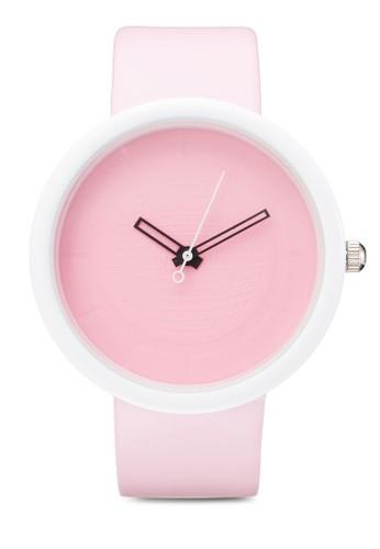 彩色簡約手錶, 錶類, 其zalora開箱它錶帶