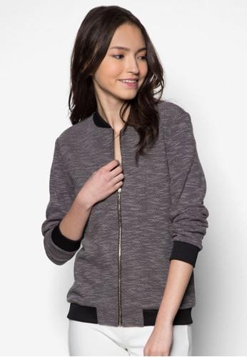 Lozalora 包包 pttve 針織棒球外套, 服飾, 夾克 & 大衣