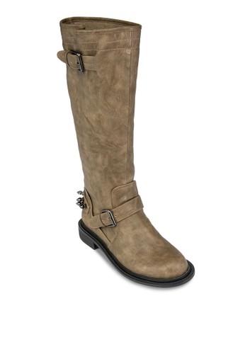 Mid Calf zalora 手錶 評價Boots, 女鞋, 靴子