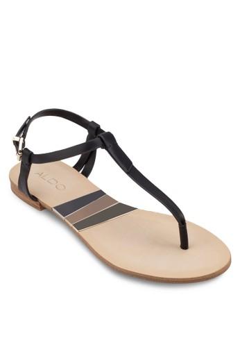 Susie 夾腳繞踝涼鞋, 女鞋,aldo手錶 涼鞋