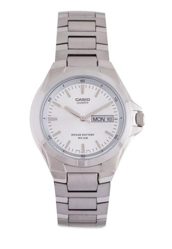 Casio MTP-1228D-7AVD 日期指針鍊錶, 錶zalora 台灣類, 錶類