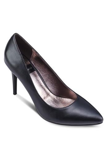 簡約尖頭高跟zalora時尚購物網評價鞋, 女鞋, 鞋