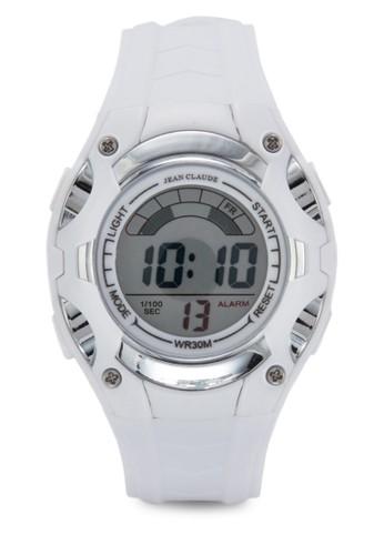 多功能運動風電子錶zalora 台灣門市, 錶類, 其它錶帶