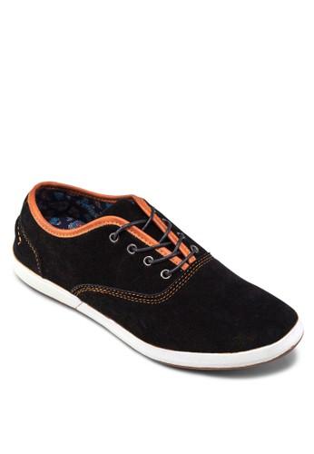麂皮休閒鞋, 鞋, zalora開箱鞋