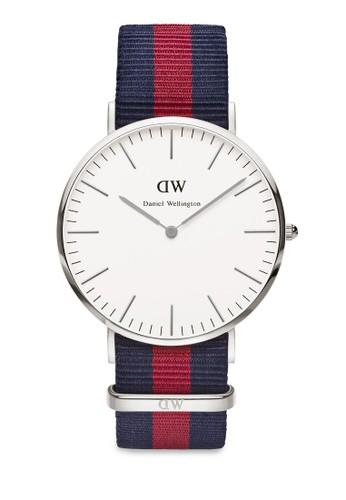 經典 Oxford 雙色帶手錶, 錶類, 飾品zalora 包包評價配件