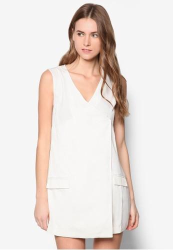 Collection Wrap Shzalora 包包評價ift Dress, 服飾, 洋裝
