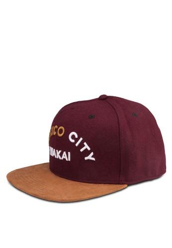 墨西哥刺繡鴨舌帽, 飾品配zalora開箱件, 鴨舌帽