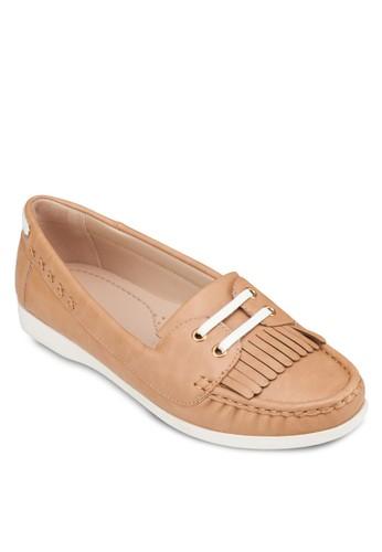 zalora 評價流蘇繫帶莫卡辛鞋, 女鞋, 船型鞋