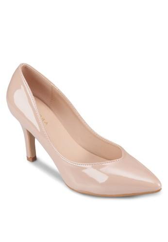 漆皮zalora 鞋評價尖頭高跟鞋, 女鞋, 厚底高跟鞋