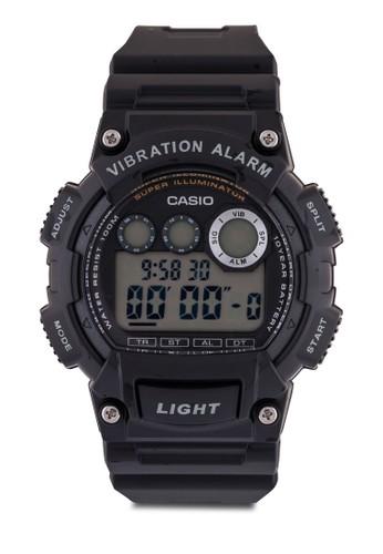Wzalora 泳衣-735H-1AVDF 多功能電子錶, 錶類, 其它錶帶