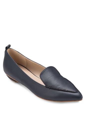 Melidazalora 評價 尖頭仿皮平底鞋, 女鞋, 船型鞋