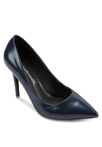 尖zalora 包包評價頭高跟鞋, 女鞋, 厚底高跟鞋