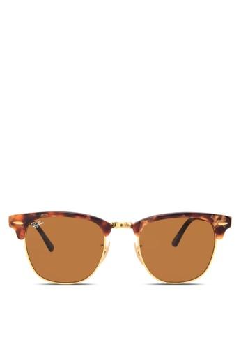 Clubmaster Fleck 太zalora 包包評價陽眼鏡, 飾品配件, 飾品配件