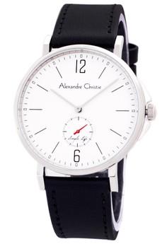 Jam Tangan Alexandre Christie Warna Hitam untuk Wanita