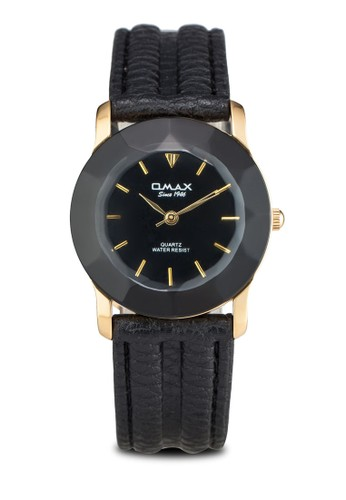 Omax 8N8279G 仿zalora 包包 ptt皮圓框裱, 錶類, 休閒型